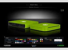 ColorWare Mac Mini Custom Service | Gadgetsin Macbook