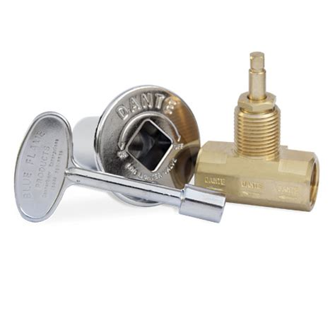 gas fireplace shut valve dante globe gas valve key and floor plate kit