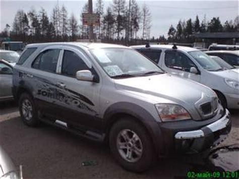 used 2004 kia sorento photos, 2500cc., diesel, automatic