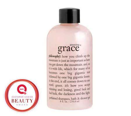 Amazing Grace Shampoo Bath Shower Gel philosophy amazing grace shampoo bath amp shower gel