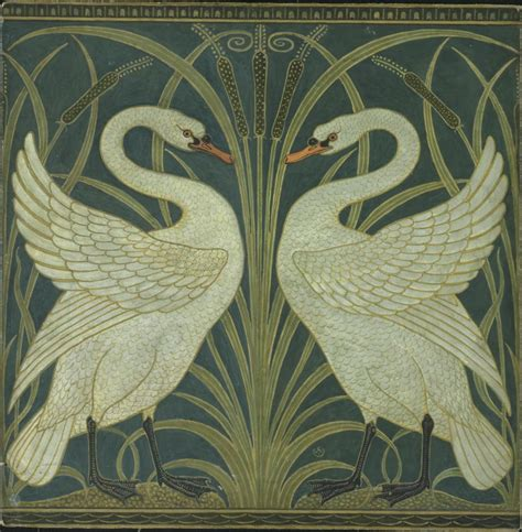 design art wikipedia file swan and rush and iris wallpaper walter crane jpg