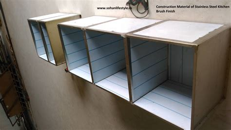 best material for kitchen cabinets best material for kitchen cabinets in india sohan lifestyle
