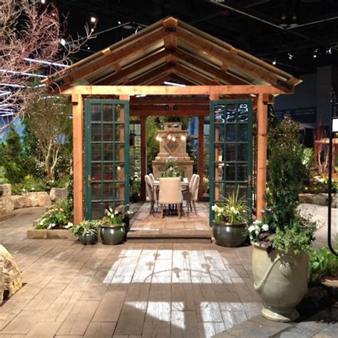 4 hot design tips from portland yard garden patio show
