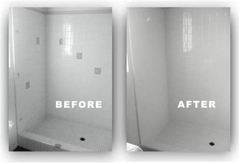how do you reglaze a bathtub bathroom how to reglaze bathtub shower refinish before after how to reglaze bathtub