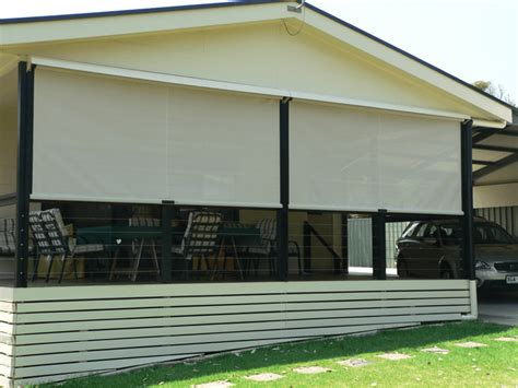 perth zipscreen 174 outdoor shade or screen blinds perth