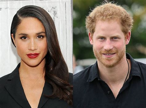 meghan markle and prince harry prince harry has fallen hard for girlfriend meghan markle