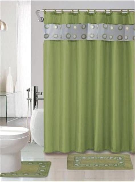 best lime green shower