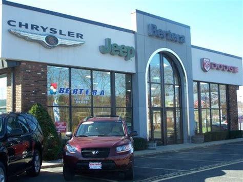 Jeep Dealers In Mass Bertera Dodge Chrysler Jeep Ram Westfield Ma 01085 Car