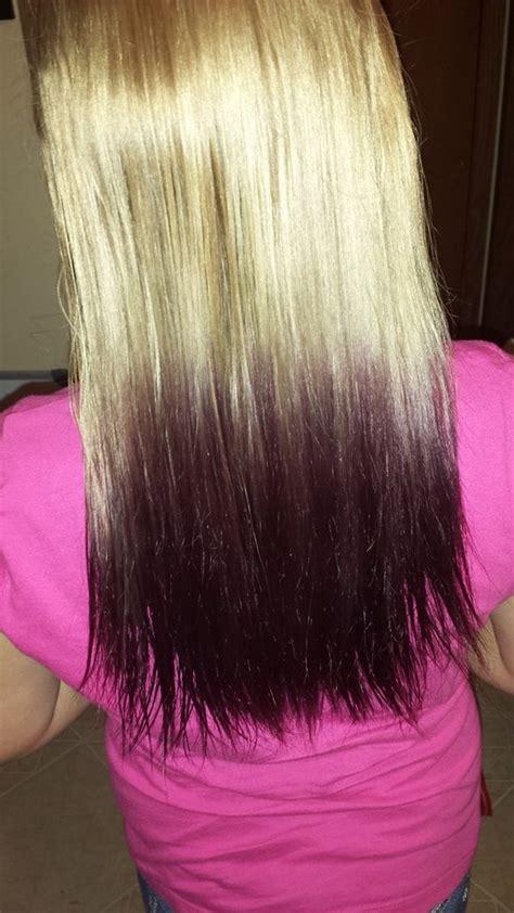 remove kool aid from hair kool aid hair dye