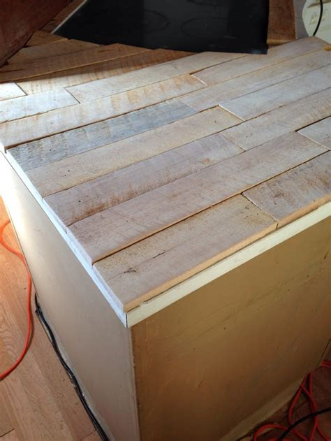 17 best images about pallet countertops on