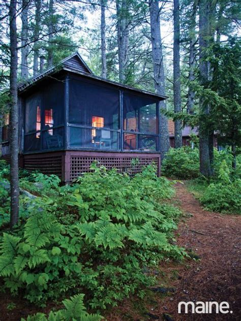 Cabins In Maine by Maine Cabins Cottages Treehouses Houses