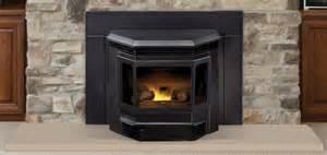 quadra classic bay 1200 pellet insert fireside