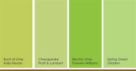 green paint swatches lime green paint swatch www imgkid com the image kid
