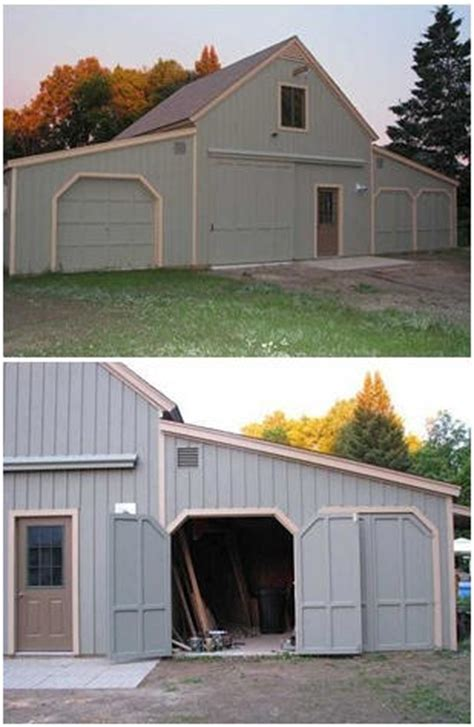 Building Onto A Garage by Customers Pole Barn Plans And Country Garage Plans