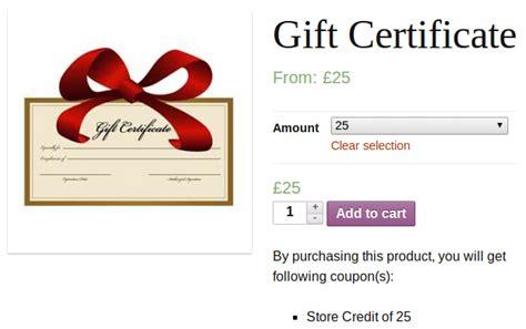 wordpress printable gift certificate plugin gift certificate plugin wordpress