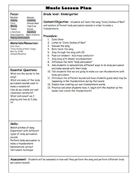 lesson plan template junior high sle lesson plans for middle school students sammple