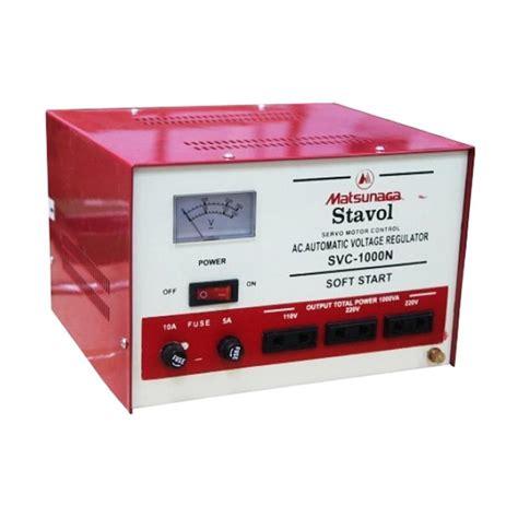 Stabilizer Oki Handal 3000 Watt Oki Stabilizer harga stabilizer listrik 1000 watt paling murah kalibrasi meter