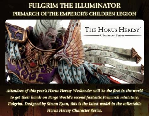 fulgrim the palatine the horus heresy primarchs books heresy30k the horus heresy forge world releases