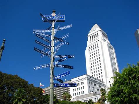 california turisti per caso los angeles california stati uniti d america viaggi