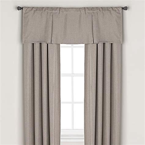 tab panel curtains bridgeport rod pocket back tab blackout lining window