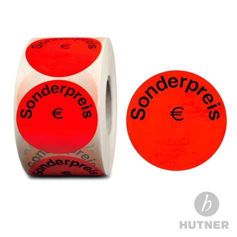 Aufkleber Etiketten Rollen by Profi Aktionsetiketten 32mm 50mm Etiketten Aufkleber