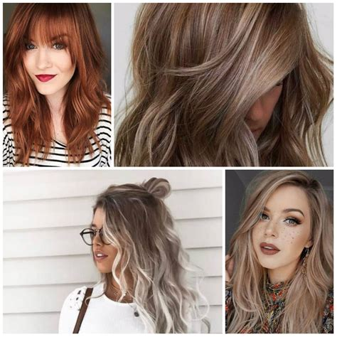 best hair color ideas trends in 2017 2018 page 2 delicious hair color ideas for everyone best hair color