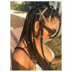 triangle parts hair 1000 images about braids on pinterest faux locs kinky