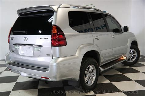 2006 lexus jeep 2006 used lexus gx 470 4dr suv 4wd at haims motors serving