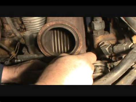 caterpillar 3406e coolant in engine oil troubleshooting