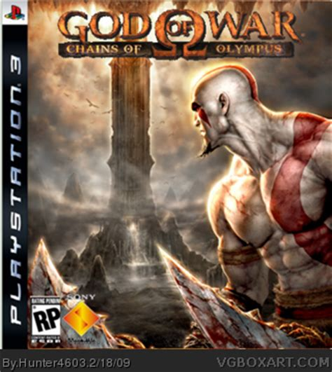 god of war chains of olympus film god of war chains of olympus playstation 3 box art cover