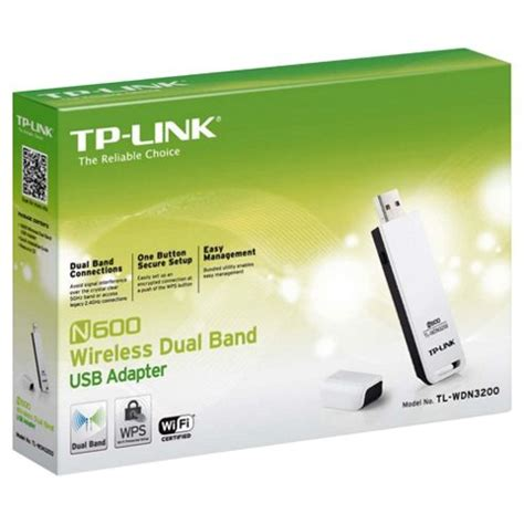 Sale Tp Link Tl Wdn3200 N600 Wireless Dual Band Usb Adapter buy tp link n600 wireless dual band usb adapter tl wdn3200 white from our modems routers