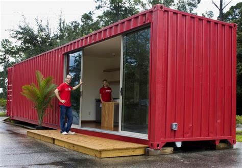 shipping container home interior building blocks