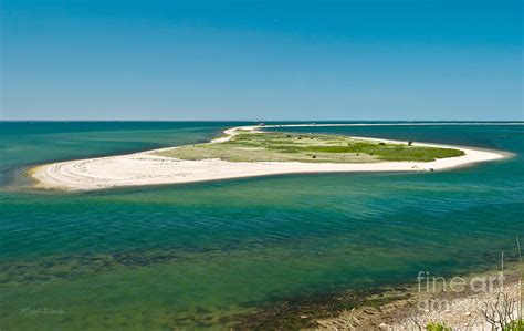 Weather Chappaquiddick Island Massachusetts Cape Poge From Chappaquiddick Island Marthas Vineyard Massachusetts Photograph By