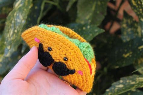 pattern amigurumi food free mexican taco amigurumi crochet pattern and tutorial
