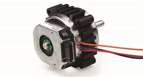 step motor encoder engineering partners with cui on efficient stepper