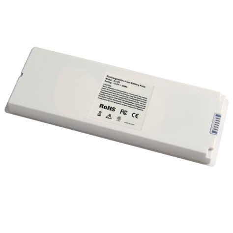Laptop New Macbook new laptop battery for apple macbook 13 quot 13 3 inch a1181
