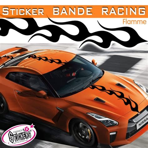 Auto Tuning Sticker by Stickers Bande Voiture Racing Tuning
