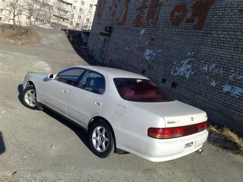 Toyota Cresta 1995 Toyota Cresta Pictures