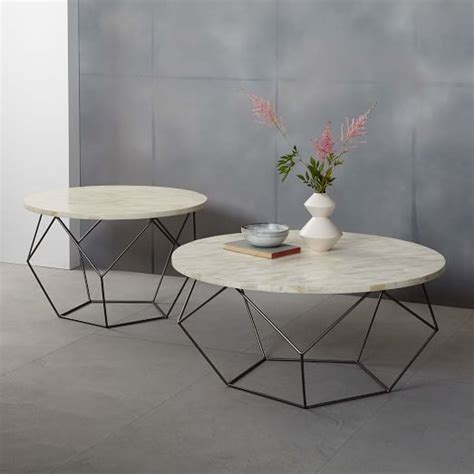 Origami Coffee Table   Large   west elm