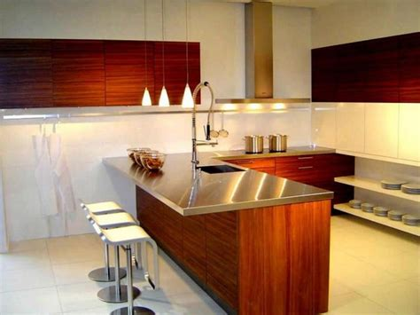 Stainless Steel Kitchen Countertops Diy Stainless Steel Countertops Furniture