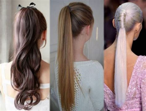 Hairstyles That Make Your Hair Look Longer by Top 8 Cut Hairstyle For Hair With Different