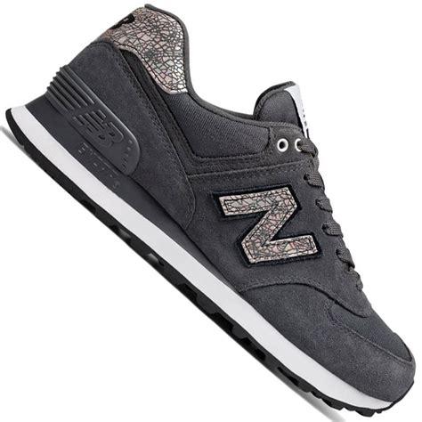 balance damen sneaker dark grey fun sport vision
