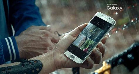 Harga Samsung S7 Water Resist galaxy s7 water resistance teased by samsung phonedog