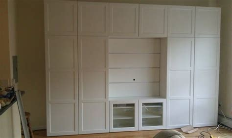 bedroom wall units ikea karl s washington heights apartment besta framsta tv