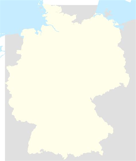 germany location map destination the unspoilt islands of germany