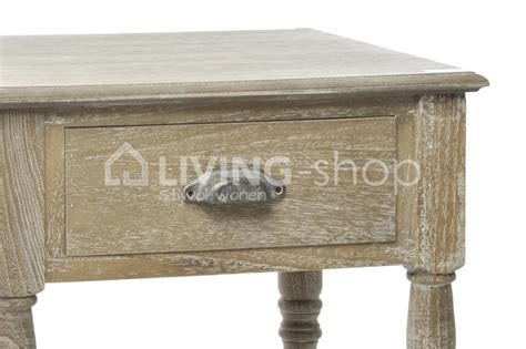 Table De Nuit Rustique by Tables De Chevet Rustiques Living Shop Webshop