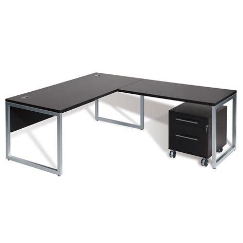 modern desk sets skyline l desk set modern desk sets eurway furniture