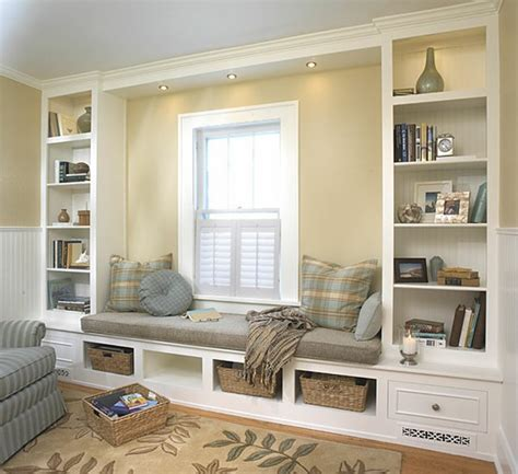 how to build a built in bench with storage built in bench the lil house that could