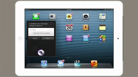 how to get siri on any ipad for free instructablescom how to use siri on the new ipad tech yeah from