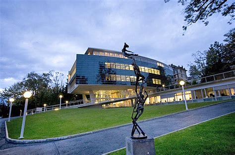 Of Lausanne Mba by Education Research And Health Official Site Of Lausanne